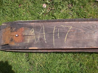 bunk board