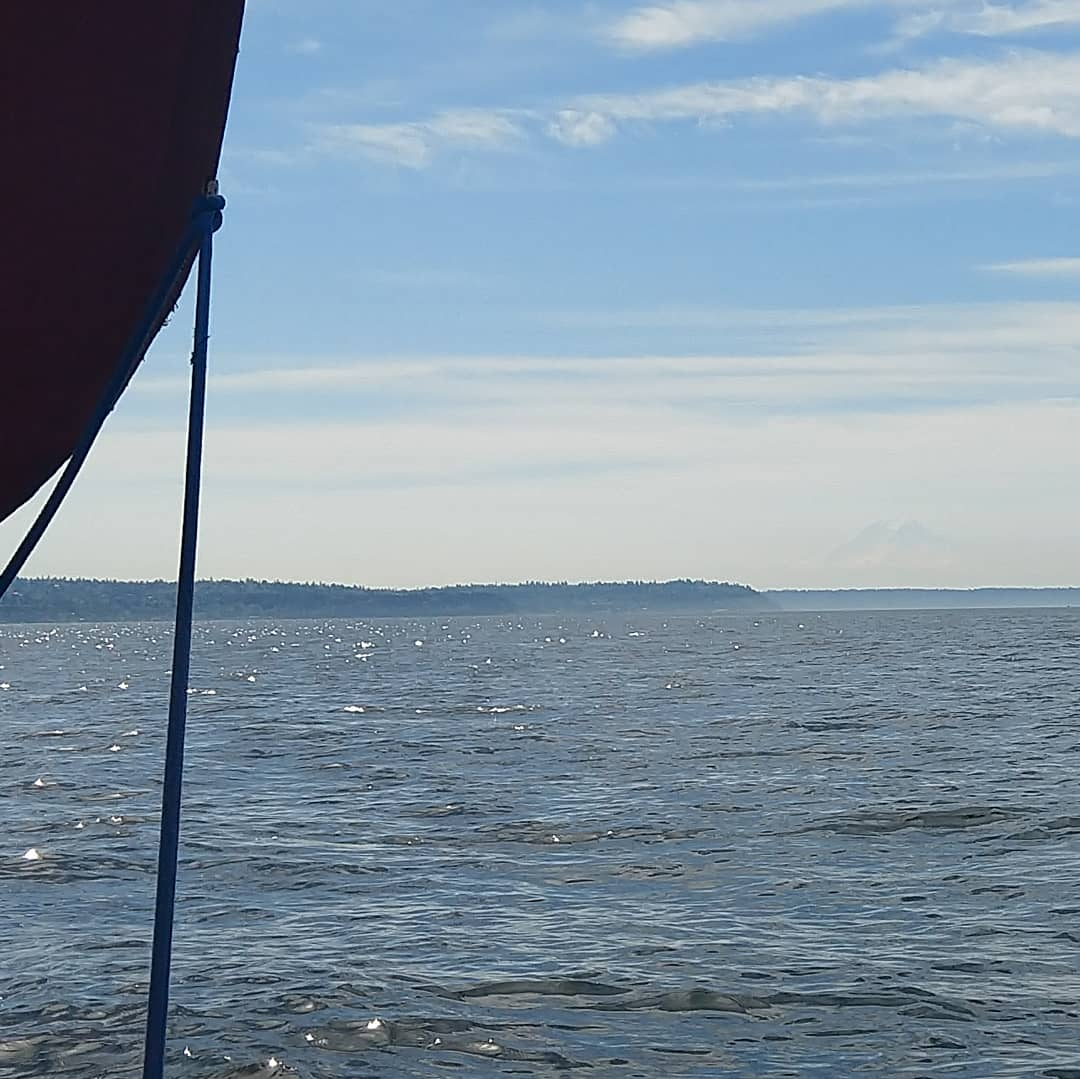 To Blakely Harbor